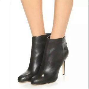 Sam Edelman 'Kourtney' Leather Bootie Size 8